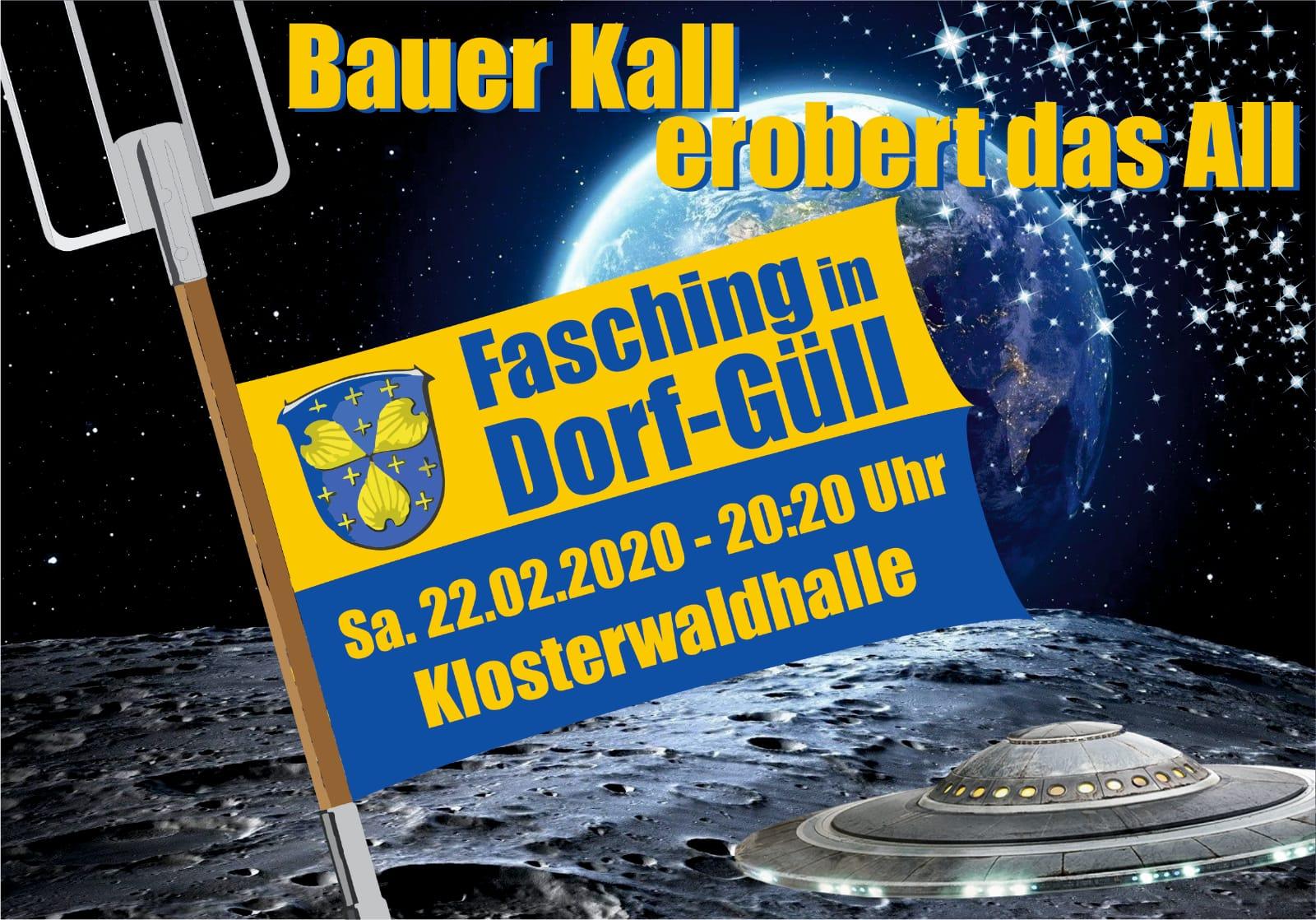 Vereinsfasching 2020